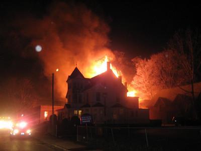 2011 Fire Photos