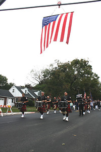 57th Annual Northern Valley Fire Chief's Parade Held between Norwood & Harrington Park Both Dept's 100 years of service 10-1-11