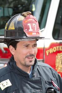 Maywood Ex-Chief Bob Fajvan.
