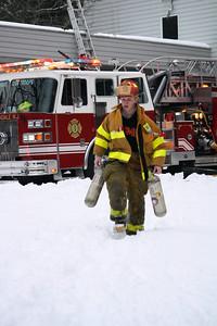Allendale 3rd Alarm Carteret Rd. 1-25-11