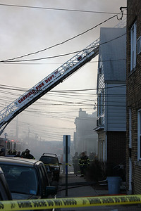 Garfield 3rd Alarm Macrthur Ave. 3-18-11