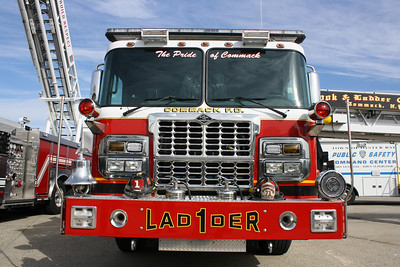 Nassau County Fire & Ems Expo held at the Coliseum 2-26-11