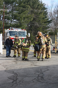 Pequannock Major disaster DRILL at Chilton Memorial Hospital