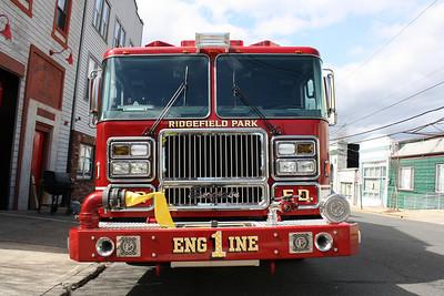 Ridgefield Park Hose Co. #1 New Seagrave (Engine 1) 3-5-11