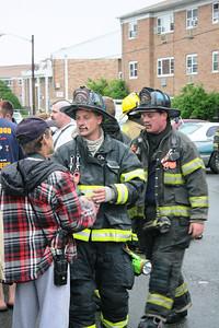Wallington 2nd Alarm Garden  Apt. Fire 5-18-11