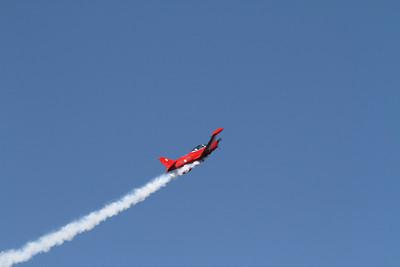 Dr. Smoke Aerobatics