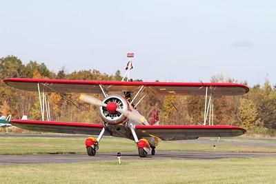 Jane Wicker Wing Walking Aerobatics