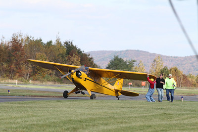 Kirk Wicker Comedy Cub Aerobatics