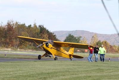 Kirk Wicker Comedy Cub Aerobatics