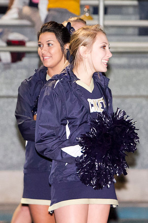 2011 TCC Band & Cheerleaders