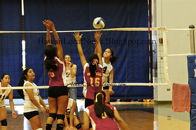 """09-20-11 Moanalua Blue/JV/Varsity """"vs"""" Roosevelt HS"""