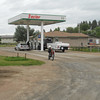 Typical rural gas station. This one in Ashland, MT. Sorta reminds me of the Alaska trip 2 years ago. Dirt driveway, one grade of gas, no credit card reader - cash only!