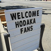 The town welcomes the Hodaka community with open arms.