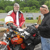 My Bonneville bike owner and good friend Larry Forstall