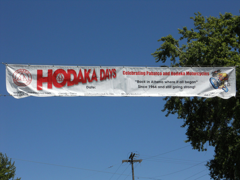 Hodaka Days - one of the biggest events that ever happens in tiny Athena, OR.