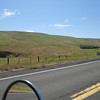 The terrain has changed over from the spectacular vistas of yesterday to the rolling hills of Southeast Washington and Northeast Oregon.