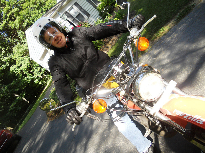 Just back from final long test ride 6-2-11