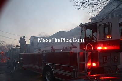 2nd Alarm Watertown Ma, Box 421 25 Wilson Ave 03/27/11