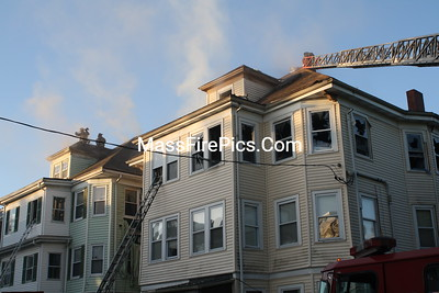 3rd Alarm Boston Ma. Box 3544 15 Woolson Street 05/06/2011