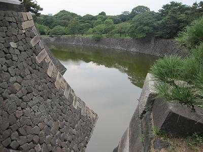 Kokyo (Imperial Palace) in Hibiya