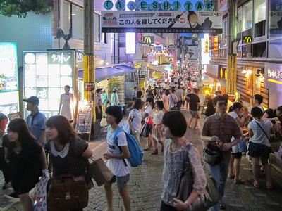 Takeshita Dori in Harajuku