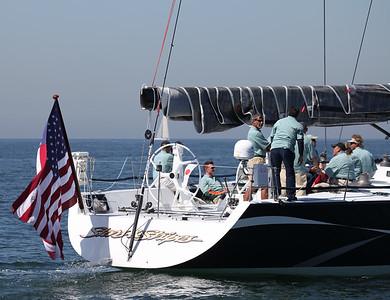 2011 Newport to Ensenada Race  2