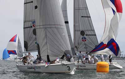 2011  LBRW - Friday - C Course - Catalina's  16