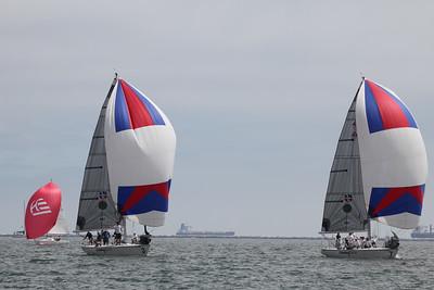 2011  LBRW - Friday - C Course - Catalina's  7