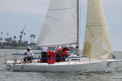 2011  LBRW - Friday - C Course - J24 & J80's  4