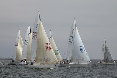 2011  LBRW - Friday - C Course - J24 & J80's  5