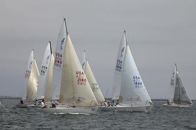 2011  LBRW - Friday - C Course - J24 & J80's  5