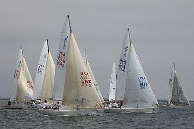 2011  LBRW - Friday - C Course - J24 & J80's  7
