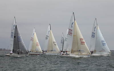 2011  LBRW - Friday - C Course - J24 & J80's  8