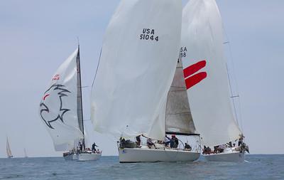 A Course Sunday - Farr 40's 12