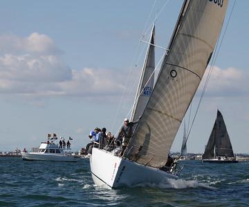 PHRF A - LBYC Midwinters 2011  26