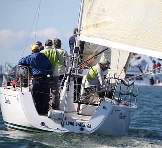 PHRF B - LBYC Midwinters 2011  27