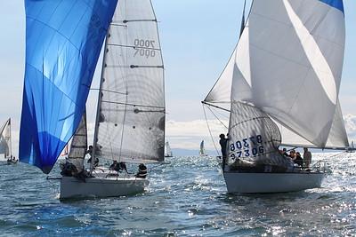 PHRF B - LBYC Midwinters 2011  9