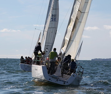 PHRF B - LBYC Midwinters 2011  33