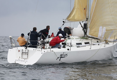 2011 Ahmanson Regatta - Saturday - Adios  7