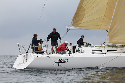 2011 Ahmanson Regatta - Saturday - Adios  6