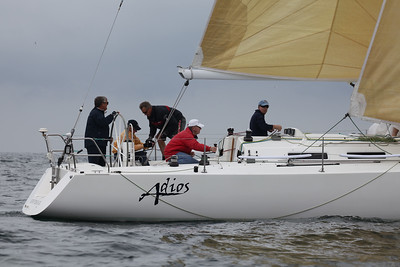 2011 Ahmanson Regatta - Saturday - Adios  5