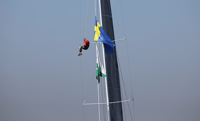 2011 Newport to Ensenada Race - Alchemy 5