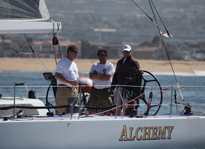 2011 Newport to Ensenada Race - Alchemy 1
