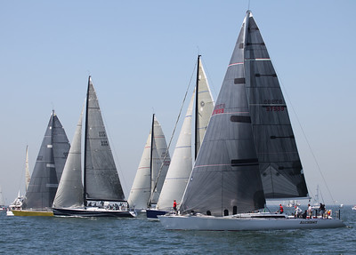 2011 Newport to Ensenada Race - Alchemy 6