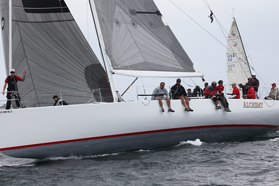 2011 Ahmanson Regatta - Saturday - Alchemy  9