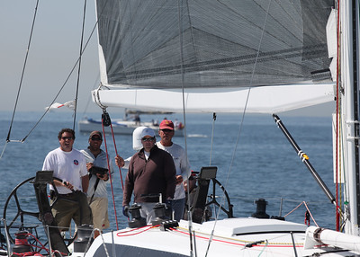 2011 Newport to Ensenada Race - Alchemy 3
