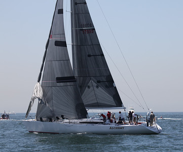 2011 Newport to Ensenada Race - Alchemy 8