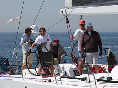 2011 Newport to Ensenada Race - Alchemy 4