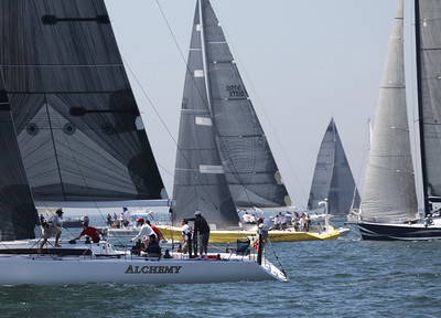 2011 Newport to Ensenada Race - Alchemy 7