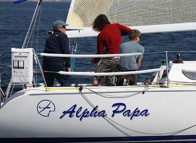 Alpha Papa 2011 Islands Race (6)